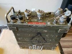 Military Radio RT-841 / PRC-77 Receiver Transmitter REAL VIETNAM ERA RADIO