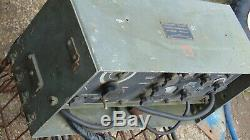 Military Radio Signal Corps BC-474 WWII Transmitter Receiver #1