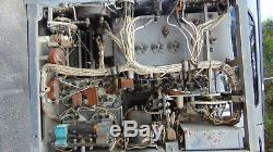 Military Radio TCS Navy WWII Transmitter #2