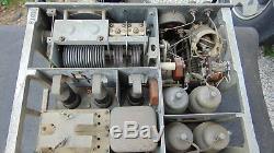 Military Radio TCS Navy WWII Transmitter #4