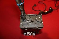 Military Surplus Crt-1 Cprc 26 Receiver Transmitter 1954 Phone Radio Backpack