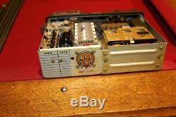 Military Surplus Rt 339 Prc 28 Receiver Transmitter Field Phone Radio Artillery