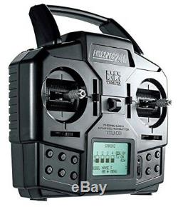 NEW FINESPEC 45068 2.4GHz 4CHANNEL RADIO CONTROL SYSTEM TRANSMITTER/RECEIVER SET