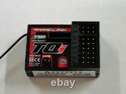 NEW TRAXXAS TRX-4 Radio System TQi Link 2.4GHz 4 Channel + Receiver TSM RV