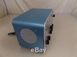 National Radio Institute CONAR 400 Transmitter 500 Receiver Ham Radio Set