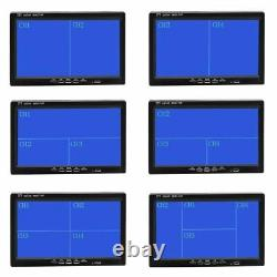 New 2.4G Wireless Color Video Transmitter & Receiver For Car Reversing Camera