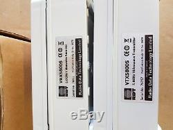 New CCTV RDT Videowave 5800 video radio bridge/video transmitter and receiver