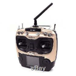 New Radiolink 2.4G AT9S R9DS Radio Remote Control 10CH Transmitter & Receiver M2