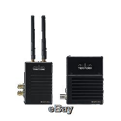 New Teradek Bolt 500 LT 3G-SDI Wireless Transmitter & Receiver Set 10-1925