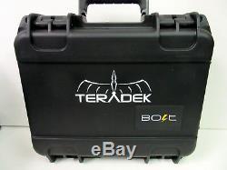 New Teradek Bolt Pro 1000 Wireless Video Transmitter Receiver Set MFR # 10-0955
