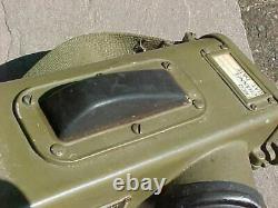 Original Wwii Us Army Signal Corps Handie Talkie Radio Receiver Transmitter