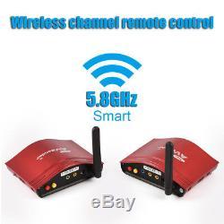 PAT-580 5.8GHz Wireless AV Sender Video Audio Transmitter Receiver 300M HDMI