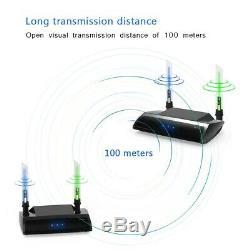 PAT-590 HD 1080P HDMI AV Sender TV Wireless Audio Video Transmitter Receiver