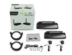 PT580 5.8GHz HDMI TV Sender Wireless AV Transmitter and Receiver Remote Extender