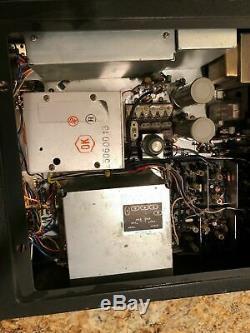 Pair of KENWOOD T-599 Ham Radio HF 80-10 Transmitter & R-599 Receiver