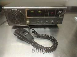 Panasonic 40 Channel Base CB Radio RJ-3600 Receiver Transmitter (Untested AS-IS)