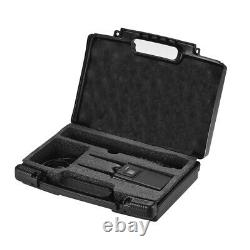Portable UHF Wireless in-ear monitor system for big stage Transmitter receiver