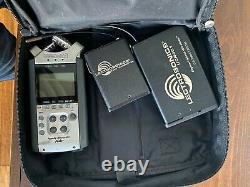 Pro Wireless Audio Kit. Lectrosonics UCR401 receiver + Transmitter + H4N Zoom