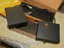 RARE CMS WWII Suitcase Spy Radio Transmitter Receiver