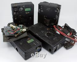 RARE RS-6 CIA Spy Radio Cold War RT-6 Transmitter RR-6 Receiver RP-6 RA-6 Ham