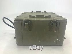 RARE US Army Signal Corps BC-1335-A Receiver-Transmitter (Hubbell & Miller Co.)