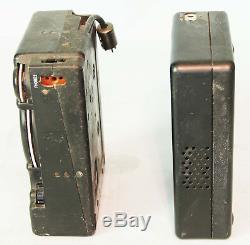 RS-6 Radio Transmitter Receiver CIA 1956 Clandestine Spy Ham Radio Crypto Museum