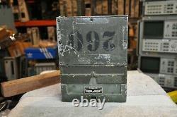 +RT-1209/URC HF Receiver-Transmitter AN/PRC-104 Made by Hughes RT-1444A/URC