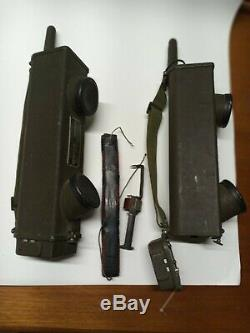 Radio Receiver And Transmitter BC 611 F