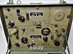 Radio Receiver And Transmitter Bc 654 A
