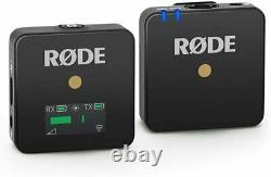 Rode Wireless Microphone System, Transmitter and Receiver