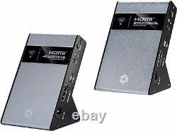 Rosewill Wireless HDMI 4K Extender Video & Audio Transmitter Receiver RCHE-20002