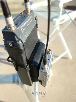 SENNHEISER MIKROPORT WIRELESS Transmitter SK 5012 & Receiver EK 3041644-668mh