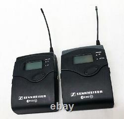 SENNHEISER SK500 EK500 G2 740-776 MHz Wireless Bodypack Transmitter & Receiver