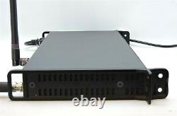 SENNHEISER SR 2050 IEM Wireless Transmitter 626-698 MHz /2 EK 2000 IEM RECEIVERS