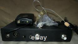 SHURE ULXS4-M1, ULX1-M1 Earset Mic Wireless Bodypack Transmitter & Receiver
