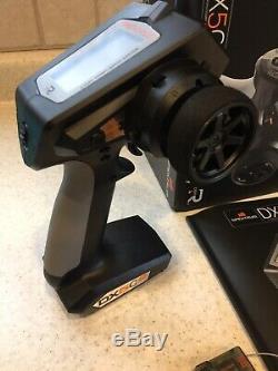 SPEKTRUM DX5C 5-Channel DSMR Surface Radio withSR6100AT Receiver SPM5120
