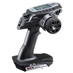 Sanwa MX6 Transmitter Radio Handset Controller + RX-391W Waterproof Receiver