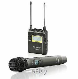 Saramonic UWMIC9 UHF Wireless Handheld Microphone System Transmitter/Receiver