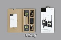 Saramonic UWMIC9 UHF Wireless Lavalier Microphone System Transmitter/Receiver