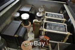 Scarce EF Johnson Company Viking Transmitter Shortwave Radio Vintage Ham Radio