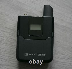 Sennheiser AVX Wireless System transmitter + receiver in hard padded case