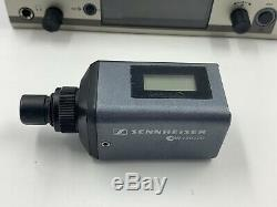 Sennheiser EM300 G3 True Diversity Wireless Receiver With SKP 100 G3 Transmitter