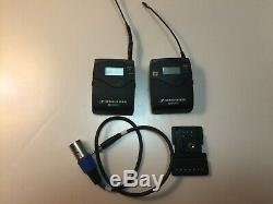 Sennheiser EW 100-ENG G2 Wireless Microphone Transmitter and Receiver Band A
