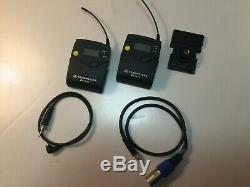 Sennheiser EW 100-ENG G3 Wireless Microphone Transmitter and Receiver Band B