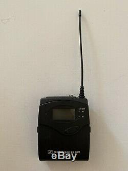 Sennheiser EW 100 G3 Wireless Microphone Receiver & Transmitter Set