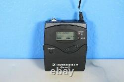 Sennheiser EW 300 G2 Receiver 518-554 MHz and BodyPack Transmitter