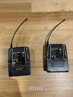 Sennheiser EW G4 Transmitter/Receiver Kit EK100G4 And SK100G4 Band A 516-558 Frq