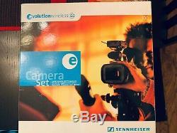 Sennheiser EW100 G2 B Band Wireless Microphone Receiver, Transmitter 626-662 MHz