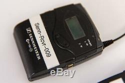 Sennheiser EW100 G3 EK SK Wireless Microphone Transmitter and Receiver Band B