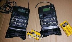 Sennheiser EW100 G3 Wireless Microphone Receiver, Transmitter, Lavaliere Mic XLR
